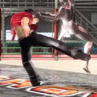 Jump Heavy Low Kick