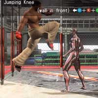 Jumping Knee