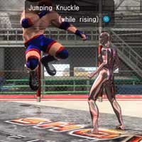 Jumping Knuckle
